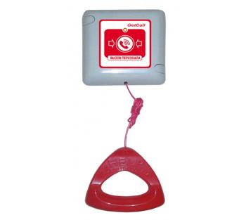 GC-0423W1 Проводная влагозащищенная кнопка вызова со шнуром