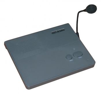GC-1001D3 пульт на 1 абонента с функцией внешнего оповещения