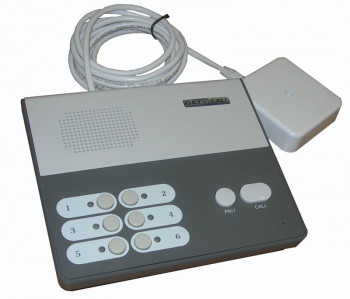 GC-3004D1 Пульт на 5 абонентов с транзитным каналом