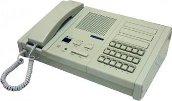 GC-1036F3 Пульт селекторной связи на 18 абонентов
