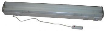 MP-502.W2 прикроватная световая консоль с кнопкой вызова и переговорным устройством