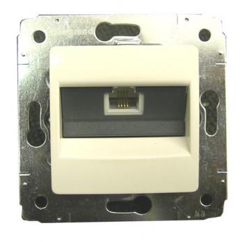 CT-101L розетка телефонная