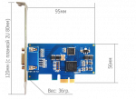 Линия AHD 4x25 Hybrid IP