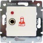КР-01 розетка для подключения кнопок для лежачих больных