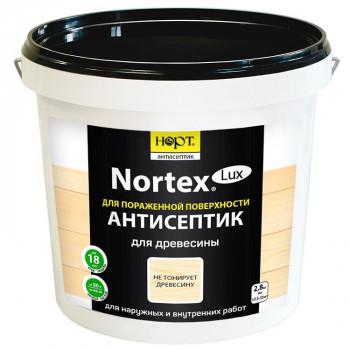 Антисептик для древесины Nortex-Lux