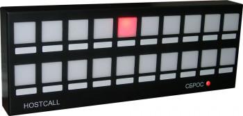 NP-120H Пульт сигнализации на 20 входов
