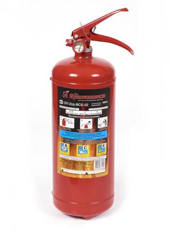 Огнетушитель порошковый ОП 2