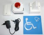 PI-03 Радио-комплект для инвалидов-колясочников