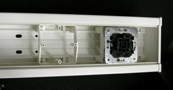 КР PK- рамка суппорт для монтажа в короб