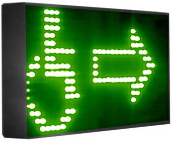 LB-1.01G (Зеленый) Светодиодное табло