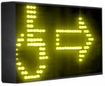 LB-1.01Y (Жёлтый) Светодиодное табло
